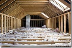 WCH.insulation in attic