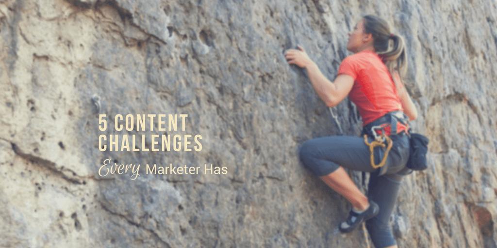 content-marekting-challenges